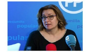 Alicia Abellan portavoz municipal del PP