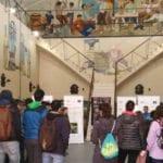Alumnos y profesores del Cifea de Jumilla conocen el proyecto Life Sarmiento