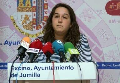 Concejala Cultura Pilar Martínez
