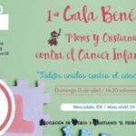 Últimos días de venta de las entradas para la I Gala BenéficaAsociación de Moros y Cristianos contra el cáncer infantil.
