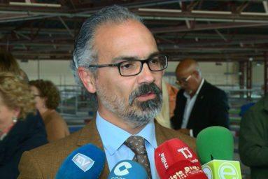 José Moreno, alcalde de Caravaca de la Cruz
