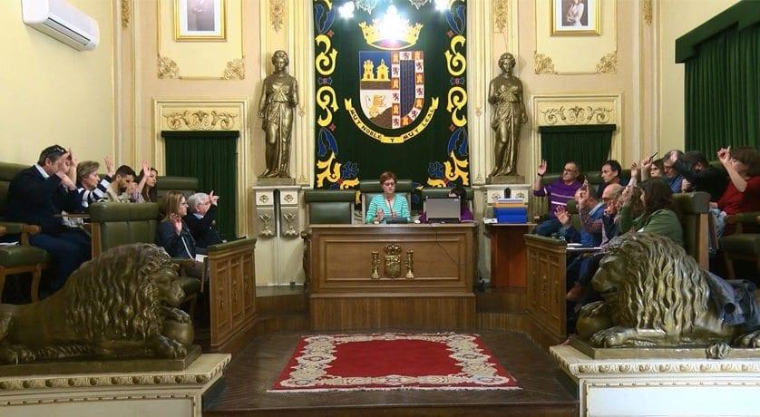 El Pleno de la Corporación jumillana aprueba los proyectos de las obras del Plan de Obras y Servicios 2018-19