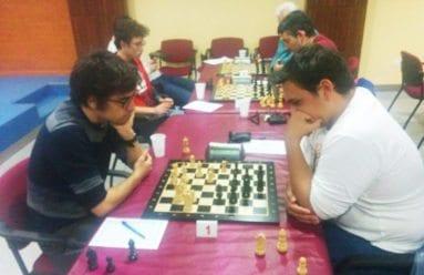 Ajedrez Coimbra Jumilla Campeonato Regional