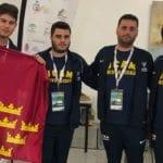 Alejandro Castellanos fue el mejor de UCAM-Murcia en el Campeonato de España de Ajedrez Universitario