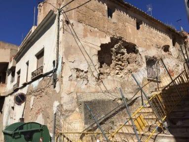 Ayuntamiento Jumilla demolerá casa ruinas