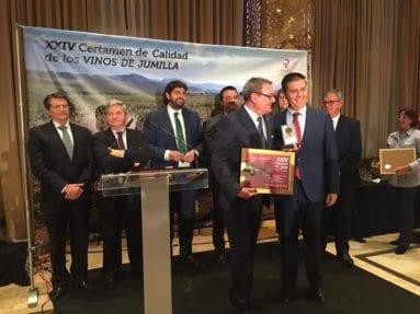 premio bodegas san dionisio certamen vino jumilla