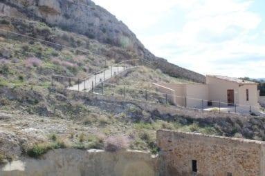 Camino Subidor al Castillo