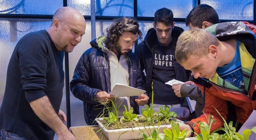 Ciudad Ciencia premia a los alumnos del Colegio La Asunción en el concurso 'Somos científicos'