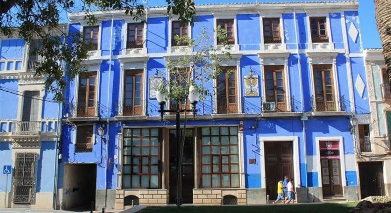 Edificio Azul Jumilla