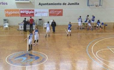 El Club de Baloncesto Jumilla está en semifinales