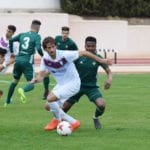 Al FC Jumilla se le escapó la victoria en el minuto 93