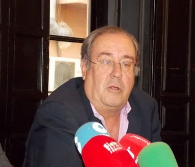 Enrique Calduch responsable catas certamen jumilla
