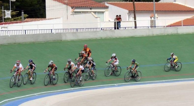 Entrenamientos Escuela Ciclismo Jumilla