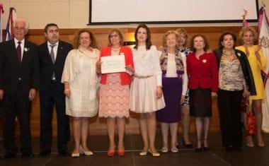 Gran éxito de la I Gala Benéfica de laAsociación de Moros y Cristianos contra el cáncer infantil.