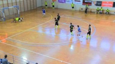 Pinatar marca gol al Jumilla