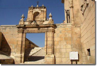 Iglesia de Santiago de Jumilla