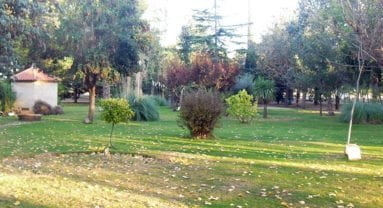 Jardín La Estacada Jumilla