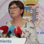 La alcaldesa exige al Gobierno Regional que colabore con el Ministerio en el arreglo de la carretera del Carche