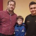 Alejandro Castellanos roza el título de Maestro FIDE