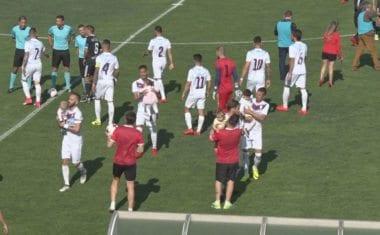 El FC Jumilla gana por 1-0 a la Balompédica Linense y consigue tres puntos más para la permanencia