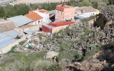 El Ayuntamiento construirá un sendero turístico que unirá la calle Cantarerías con el Subidor al Castillo