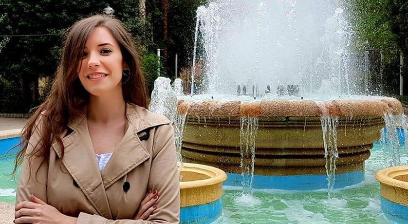 María Jiménez Jiménez será la presentadora de la 31 Revista de la Federación de Peñas de la Fiesta de la Vendimia de Jumilla