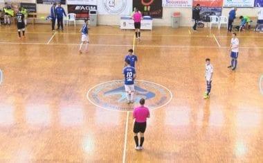 Al Jumilla FS se le escapó el partido con el Cáceres en el último minuto