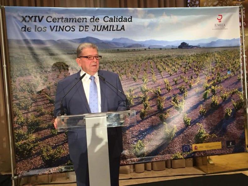 Pedro Lencina presidente Consejo Regulador Jumilla