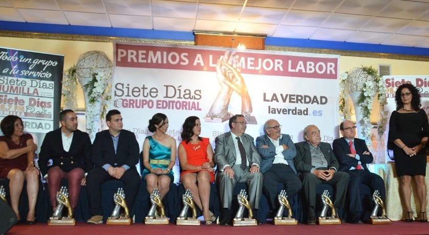 Abierto el plazo de presentación de propuestas para los Premios Siete Días Jumilla