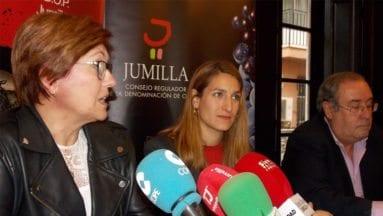 Presentacion en Jumilla Certamen Calidad Vinos