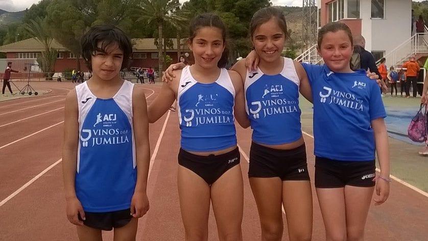 Han comenzado las clasificatorias Sub-10 y Sub-12 para la final del Campeonato Regional Individual de Atletismo