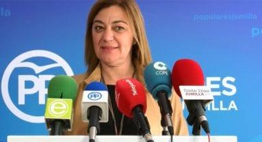 Seve González presidenta PP Jumilla