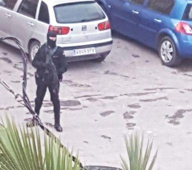 agente-detencion-cocaina-jumilla