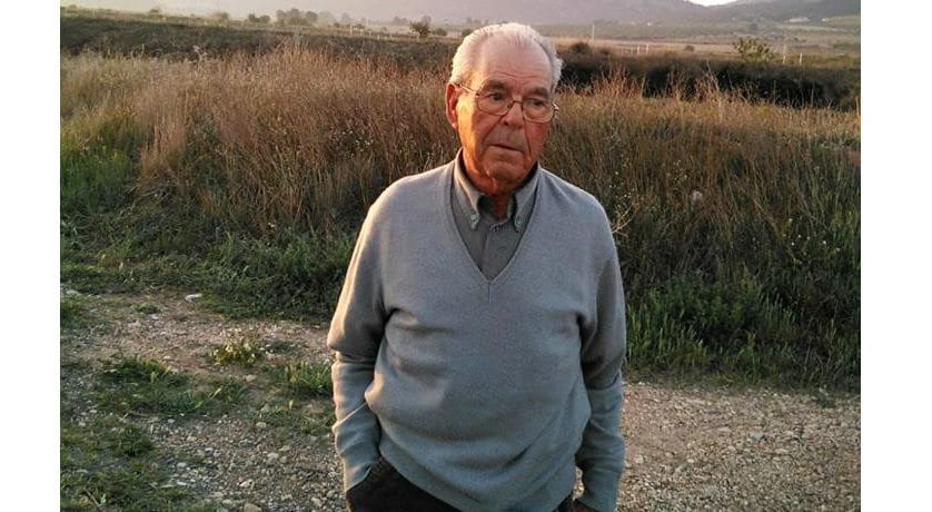 La Federación de Peñas de la Fiesta de la Vendimia de Jumilla elige a José Olivares García como Agricultor del Año