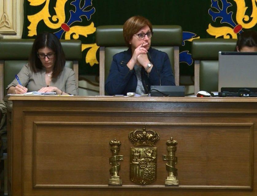 De las seis mociones debatidas por el Pleno Municipal de Jumilla se aprobaron cinco