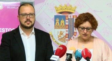 alcaldesa-y-concejal-hacienda-jumilla
