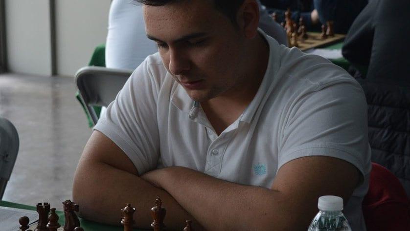 Alejandro Castellanos tiene posibilidades de revalidar su título de Campeón Regional Individual Absoluto