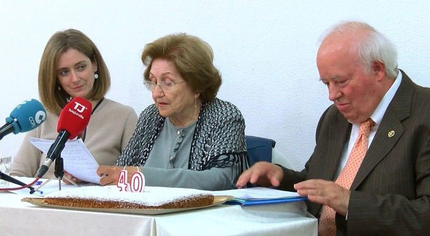 La Asociación de Amigos de Jumilla celebra sus primeros 40 años de vida