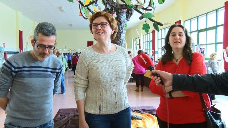 Vicepresidente, alcaldesa y concejal Artesanía Jumilla