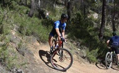 Tres bikers del Club Jumilla BTT  estuvieron en los provinciales de Alicante y Albacete