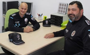 Presentada la Unidad de Mediación de la Policía Local de Jumilla