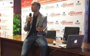 Se ha impartido en el Roque Baños un taller para convertirse en un emprendedor digital