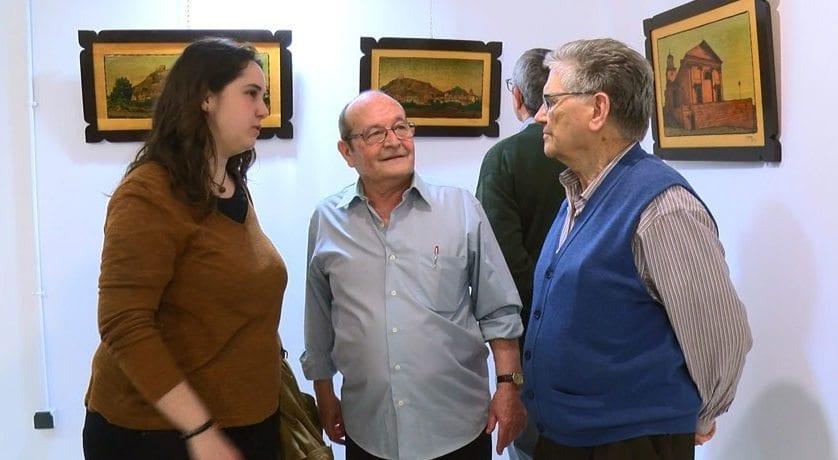 Gaspar Lozano muestra en el Etnográfico una interesante exposición de 'Artesanía en madera'