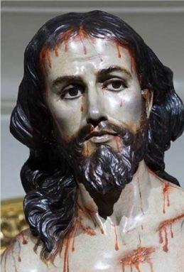 Cristo Amarrado Columna Jumilla