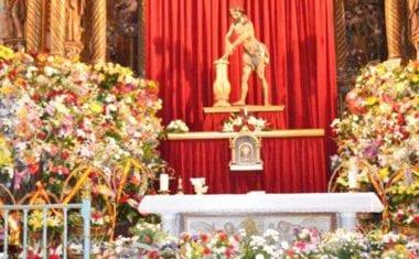 Triduo Cuaresmal en honor al Cristo Amarrado a la Columna