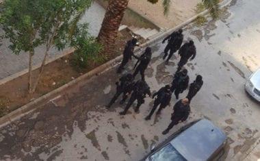 Tres detenidos esta madrugada en Jumilla por la Guardia Civil
