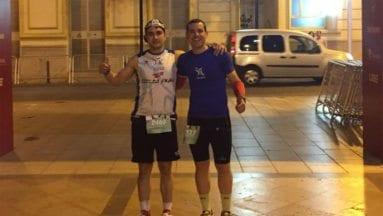 Dos jumillanos en el Campeonato del Mundo de Trail Running