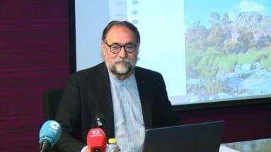 Emiliano Hernández director Museo Jumilla