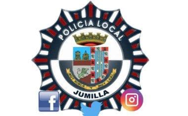 La Policía Local de Jumilla se forma en el uso de armas no letales