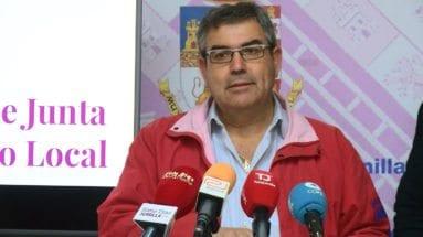 Francisco González concejal Obras